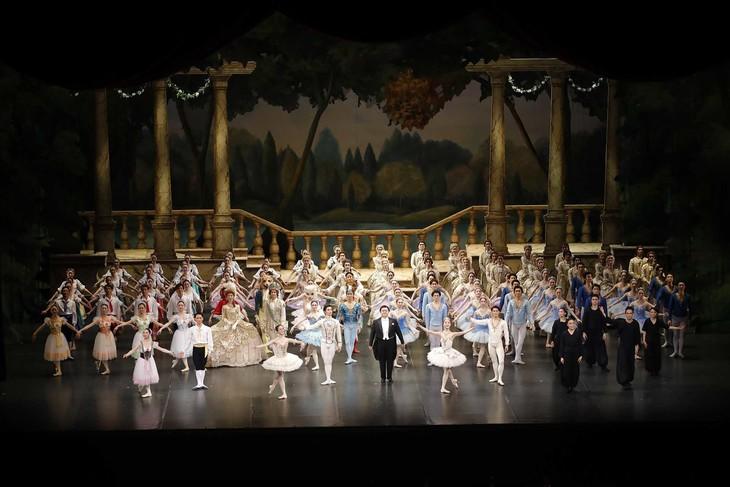 「NHKバレエの饗宴2017」より。(c)Hidemi Seto