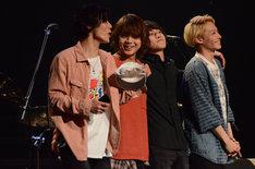 「御茶ノ水ロック-THE LIVE STAGE-」ゲネプロより。DYDARABOTCH。