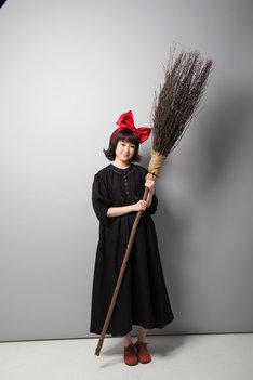 キキ役の福本莉子。