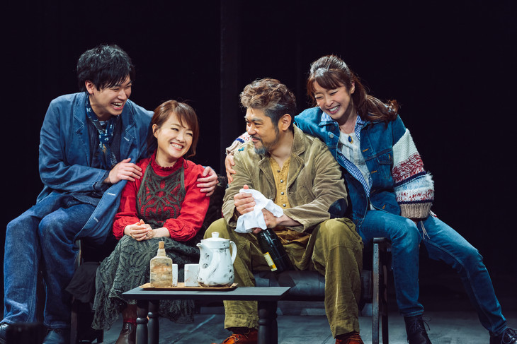 「A NEW MUSICAL『In This House~最後の夜、最初の朝~』」より。