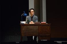 橋本淳演じるドン・キャスパー。