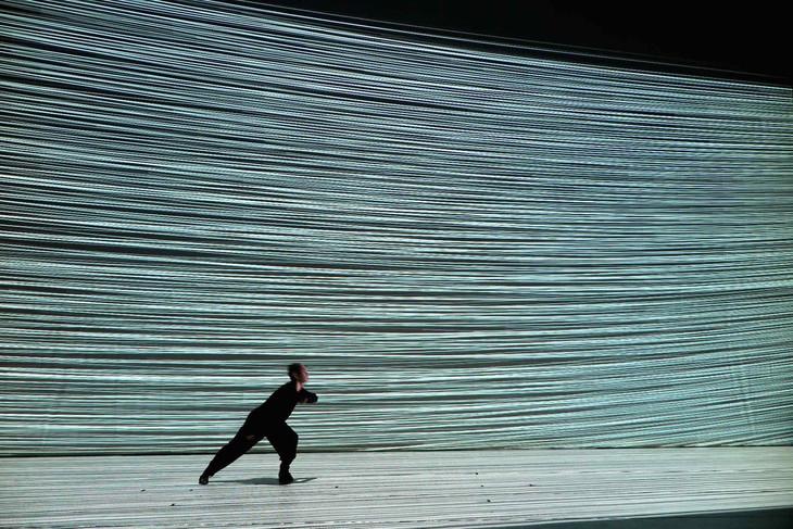 Somatic Field Project 2018年度公演「1-resonance」ビジュアル
