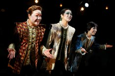 シアターRAKU公演「RAKU歌舞伎『十二夜』」より。(c)横田敦史