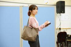 ミュージカル「アメリ」公開稽古より、渡辺麻友。