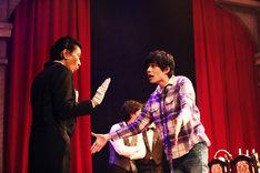 劇団番町ボーイズ☆ 第11回本公演「眠れない羊~番町ボーイズ☆の場合~」より。