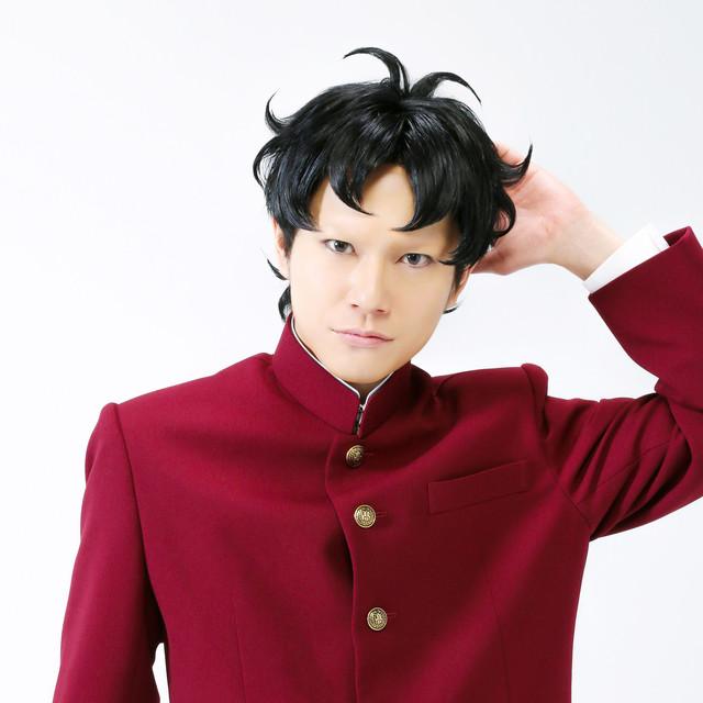 2017年上演の舞台「ハイスクール!奇面組」より、平野良扮する一堂零。