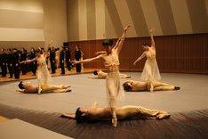 2018年O.F.C.公演 合唱舞踊劇「カルミナ・ブラーナ」リハーサルより。(c)Naomi Mori
