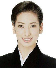柚香光(c)宝塚歌劇団