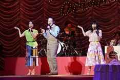 熱海五郎一座 新橋演舞場シリーズ5周年記念 東京喜劇「船上のカナリアは陽気な不協和音~Don't stop singing~」より。