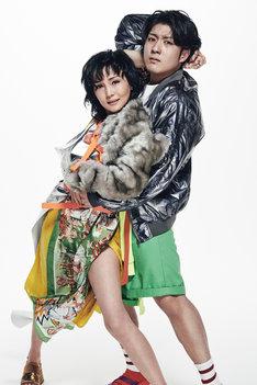 KAAT神奈川芸術劇場プロデュース「オイディプスREXXX」ビジュアル