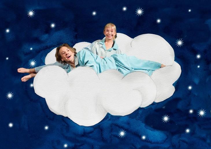 シアター・トレ「ぐっすり おやすみ」ビジュアル