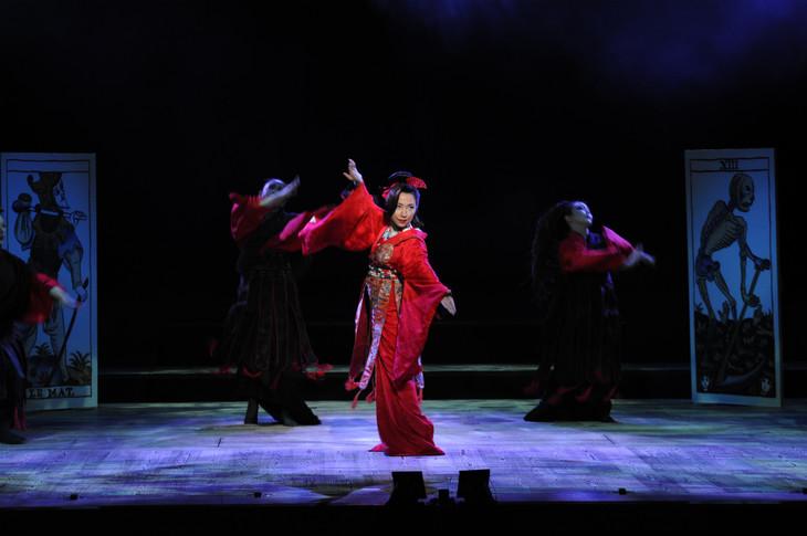 第2回 日本舞踊協会 未来座 裁(SAI)「カルメン2018」(ソル組)より。