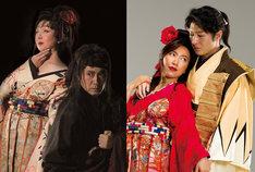 第2回 日本舞踊協会 未来座 裁(SAI)「カルメン2018」ビジュアル
