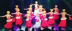 昭和芸能舎 第26回公演「フラガール」より。