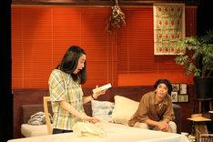 結城企画 第3回公演「瞬間、今、おれ、わたし、やるっきゃない」より。