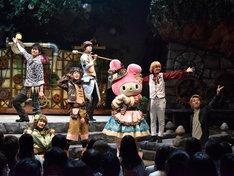 ミュージカル「MEMORY BOYS~想い出を売る店~」先行お披露目公演より。