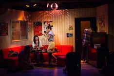 劇団献身 第11回本公演「死にたい夜の外伝」より。