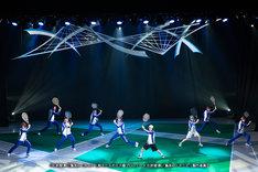 「ミュージカル『テニスの王子様』3rdシーズン 全国大会 青学(せいがく)vs氷帝」より。