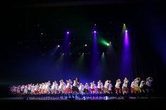 博多座コンドルズ公演「ホークス×コンドルズ『FLY AGAIN』」より。
