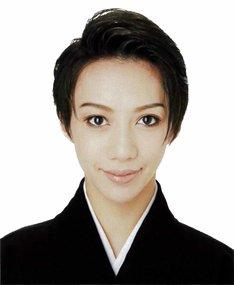美弥るりか(c)宝塚歌劇団