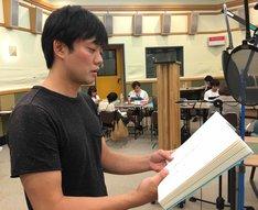 藤岡正明(写真提供:NHK)