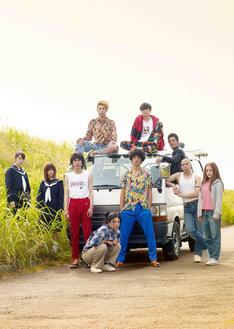 OFFICE SHIKA PRODUCE「さよなら鹿ハウス」ビジュアル