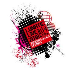 「ツキステ。」&「スケステ」「合同ダンスライブ『LUNATIC LIVE 2018 ver BLUE & RED』」REDロゴ