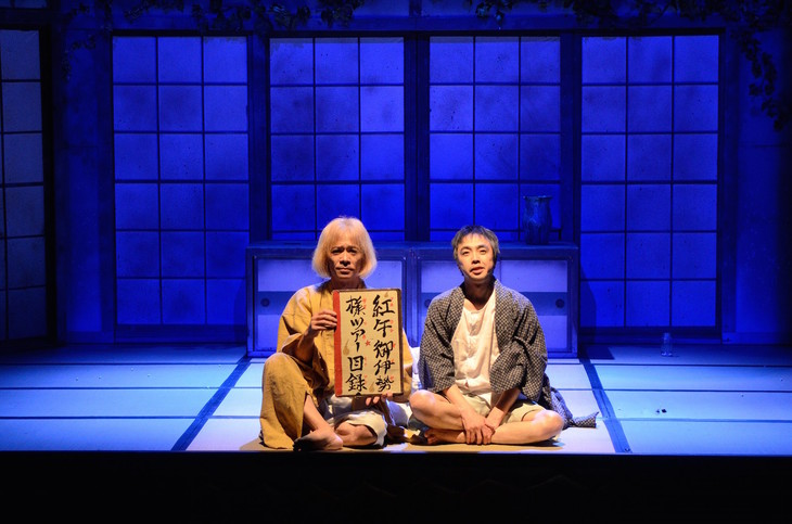 KUDAN Project「真夜中の弥次さん喜多さん」より。