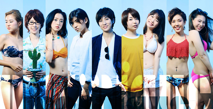 mosaique season1 REAL‐LOVE File2「RAIN」メインビジュアル