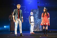 「Acrobat Stage『Infini-T Force』」公開ゲネプロより。