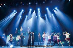 「舞台『モブサイコ100』~裏対裏~」ゲネプロより。