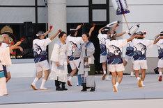 「東京キャラバン in 高知」より。(撮影:石川拓也 / 写真提供:東京都)