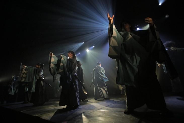BSP(ブルーシャトルプロデュース)「『新選組』暁ノ章 / 宵ノ章」より。