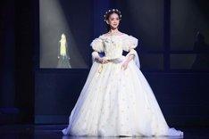 宝塚歌劇月組「ミュージカル『エリザベート―愛と死の輪舞(ロンド)―』」通し舞台稽古より。