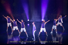 「ミュージカル『テニスの王子様』TEAM Party SEIGAKU・HIGA」より。