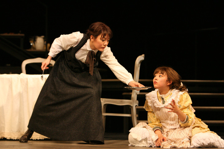 「奇跡の人」2009年公演より。(撮影:田中亜紀)