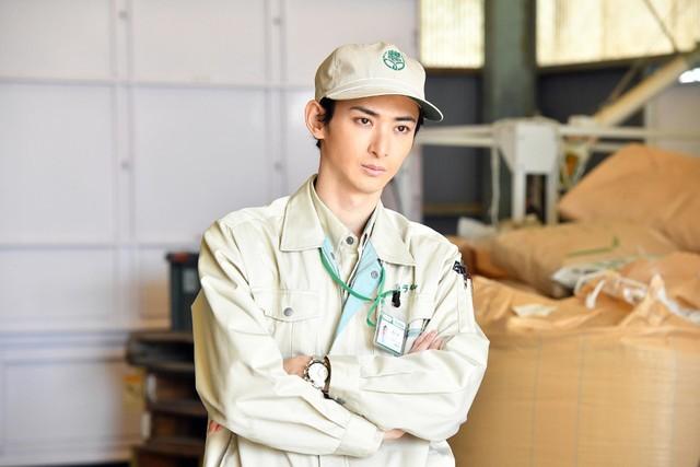 TBS系「日曜劇場『下町ロケット』」より、古川雄大演じる吉井浩。(c)TBS