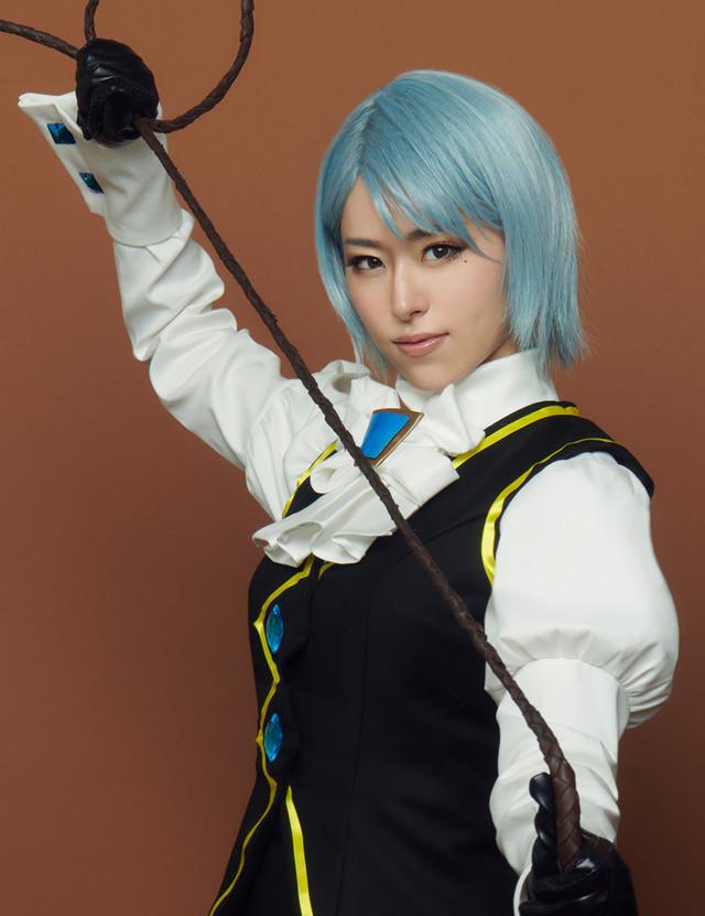 花奈澪扮する狩魔冥。