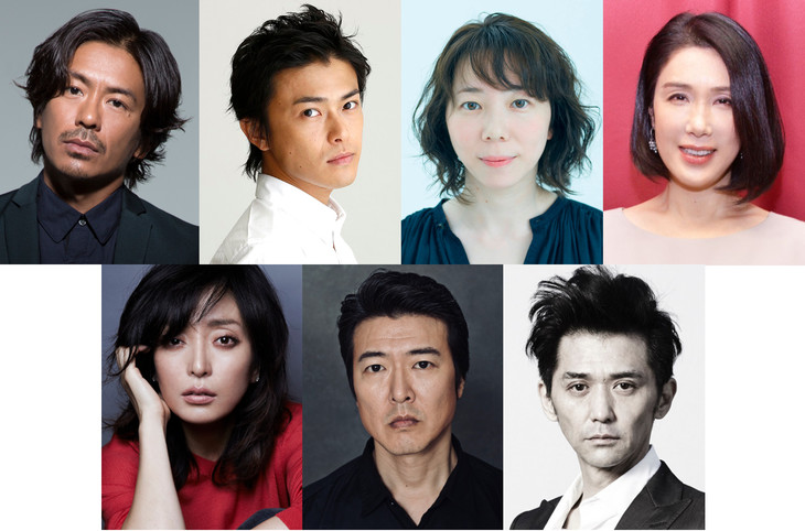 Bunkamura30周年記念 シアターコクーン・オンレパートリー2019「空ばかり見ていた」の出演者。