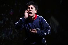 和田正人演じる畠野洋夫。(撮影:神ノ川智早)