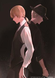 LIVE THEATER「Royal Scandal~秘恋の歌姫(ディーヴァ)~」ビジュアル