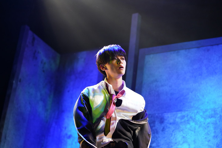 舞台「君死ニタマフ事ナカレ 零_改」より。