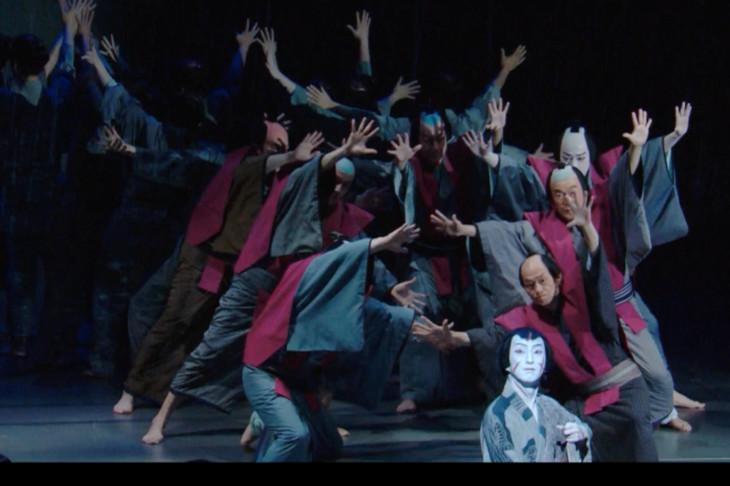 「渋谷・コクーン歌舞伎 第十六弾『切られの与三』」より。