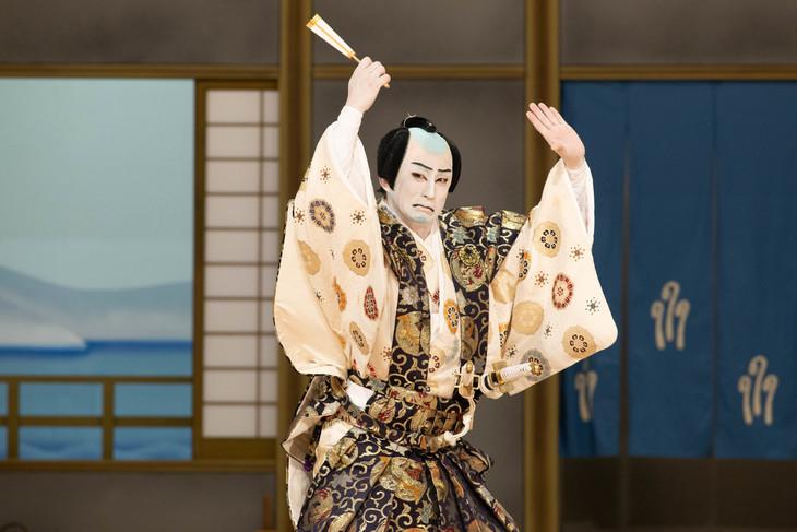 「古典芸能鑑賞会」より、「源平布引滝 実盛物語」の様子。(写真提供:NHK)