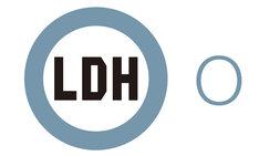 LDH Oのロゴ。