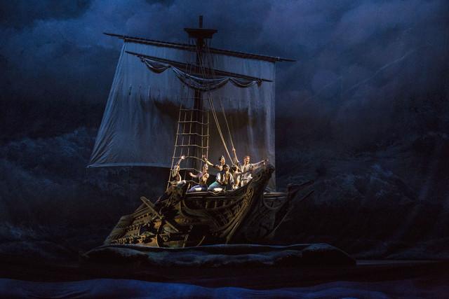 ミラノ・スカラ座バレエ団の舞台より。(Photo by Brescia e Amisano / Teatro alla Scala)