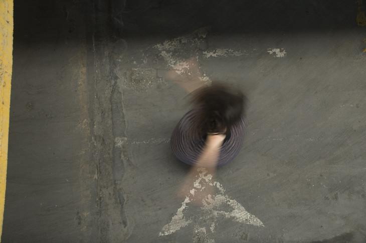 エラ・ホチルドの公演より。(Photo by yuval hidas)