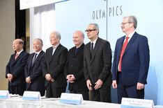 「第9回シアター・オリンピックス」記者会見の様子。