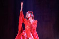 生駒里奈演じるトゥーランドット。
