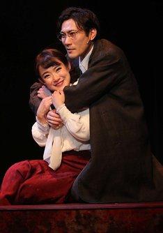 イッツフォーリーズ「ミュージカル『YOSHIKO~悔いなき命を~』」より。